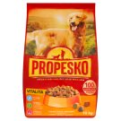 Propesko Complete Feed for Adult Dogs, Poultry, Beef and Vegetables 10 kg