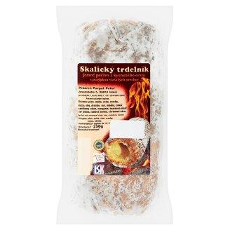 Skalický trdelník jemné pečivo z kysnutého cesta s posýpkou vlašských orechov 250 g