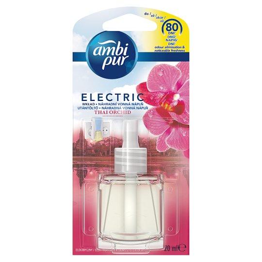 Ambi Pur Thai Orchid Náplň Do Elektrického Osviežovača Vzduchu 20 ml