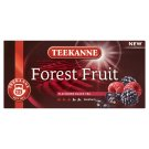 TEEKANNE Forest Fruit, Flavoured Black Tea, 20 Bags, 33 g