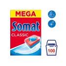 Somat Classic Prostriedok na automatické umývanie riadu 100 tabliet 1750 g