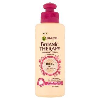 Garnier Botanic Therapy Ricin Oil & Almond posilňujúci olej v kréme na slabé vlasy 200 ml