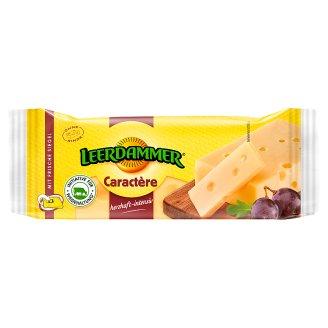Leerdammer Caractère Semi Hard Ripened Full Fat Cheese Block 160 g