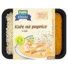 Heli Klasické Chicken Paprika with Rice 400 g