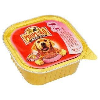 Propesko Kompletné krmivo pre dospelých psov s hovädzinou a zverinou 300 g