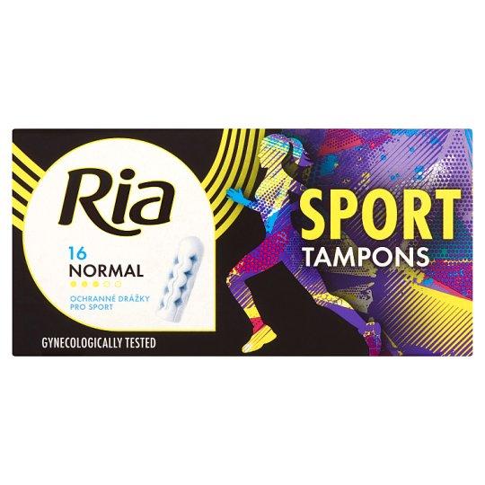 Ria Sport Tampons 16 pcs