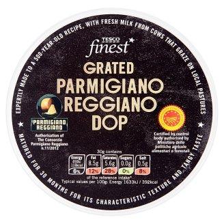 Tesco Finest Parmigiano Reggiano strúhaný syr 60 g