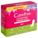 Carefree Aloe Slip Pads 76 pcs