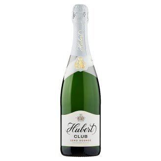 Hubert Club Zero Dosage Quality Sparkling White Wine 0.75 L