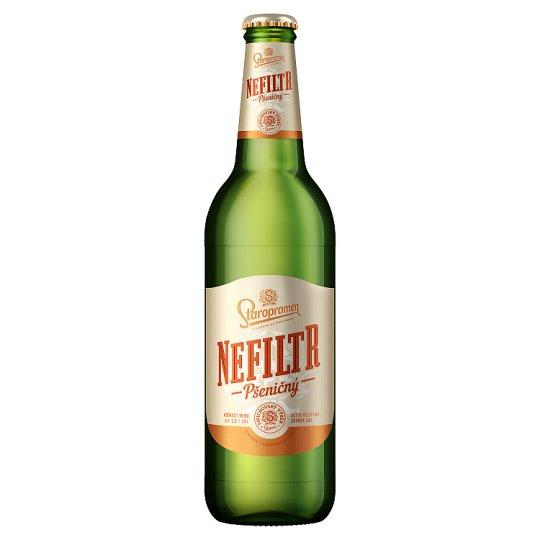Staropramen Unfiltered Draft Lager Beer Light 0.5 L