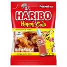 Haribo Happy Cola Soft Jelly Confectionery with Flavour of Fruit and Cola 100 g