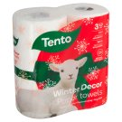 Tento Extra Strong Paper Towels 2 Rolls