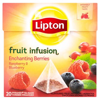 Lipton Enchanting Berries 20 vrecúšok 42 g