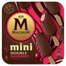 Magnum Mini Double Raspberry 6 pcs 360 ml