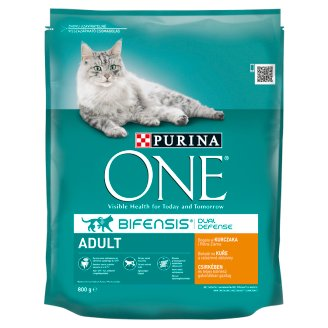 Purina ONE Adult Rich in Chicken and Whole Grains 800 g