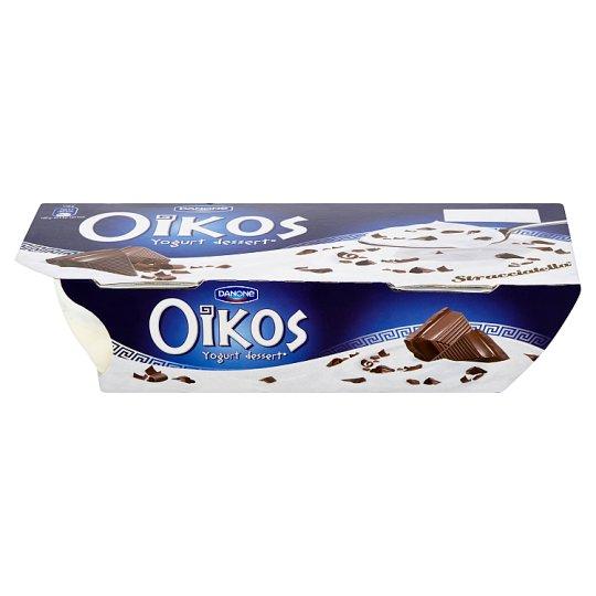 Danone Oikos Yoghurt Stracciatella 2 x 110 g