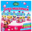 Ovko Multipack Baby Food without Added Sugar 6 x 120 g