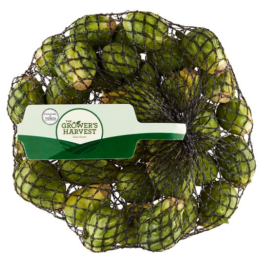 The Grower's Harvest Brussels Sprouts 500 g
