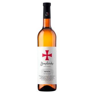 Templářské Sklepy Čejkovice Tramín akostné odrodové suché biele víno 0,75 l