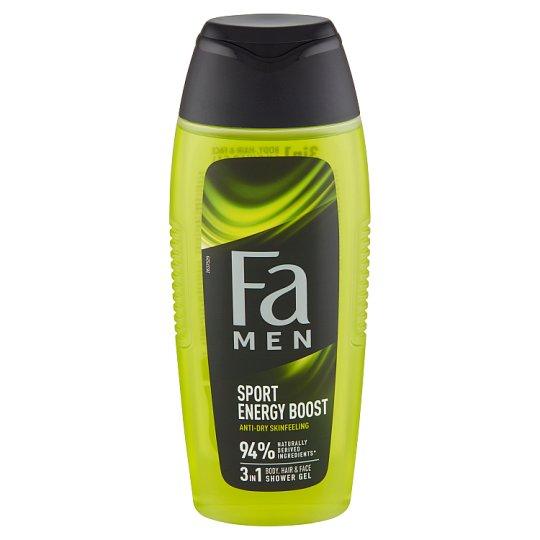 Fa Men Xtreme sprchovací gél Sport Energy Boost 400 ml