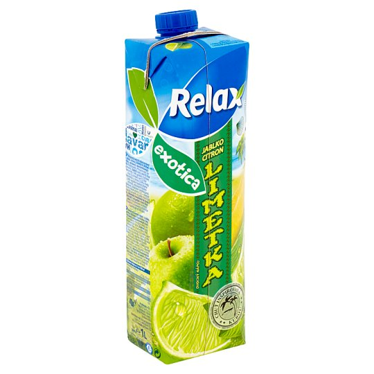 Relax Exotica Lime 1 L