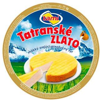 Tami Tatranské zlato mäkký zrejúci plnotučný syr