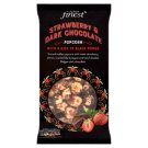 Tesco Finest Strawberry & Dark Chocolate Popcorn 170 g