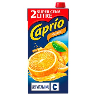 Caprio Plus Orange 2 L