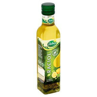Palma Raciol Lemon and Basil Rapeseed Oil 250 ml