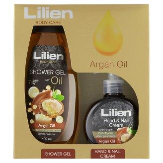 Lilien Body Care Argan Oil Gift Set