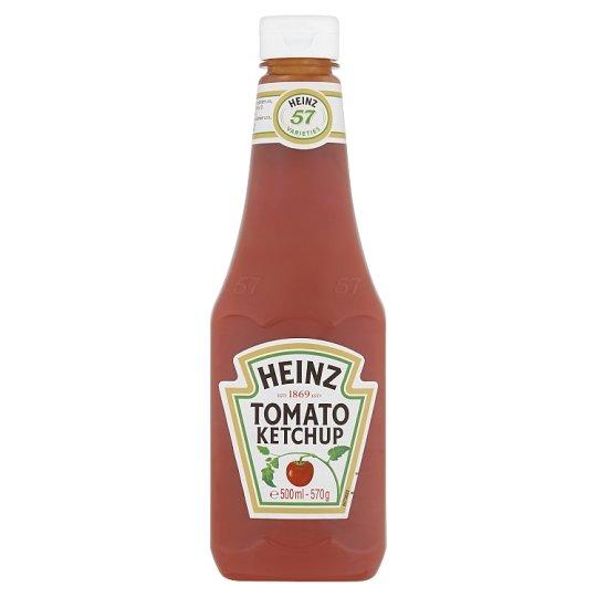 Heinz Rajčinový kečup 570 g