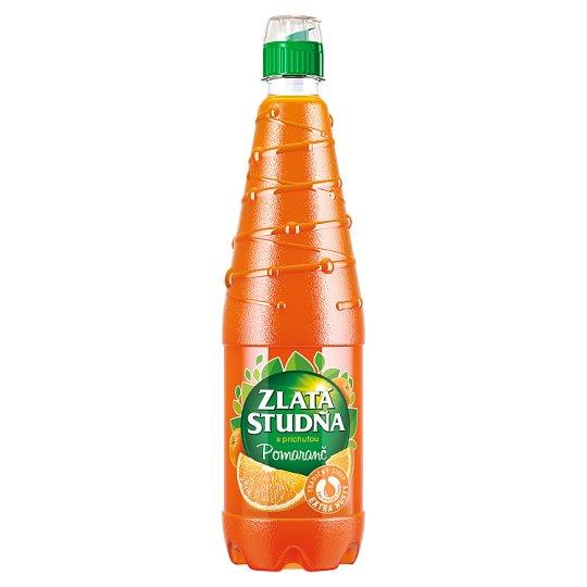 Zlatá Studňa Syrup with Orange Flavour 0.7 L
