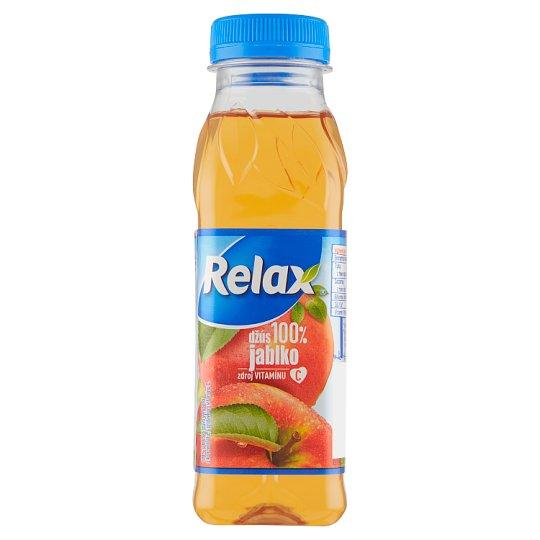 Relax 100% jablko 300 ml