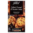 Tesco Finest Salted Caramel & Chocolate Cookies 200 g