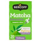 Bercoff Matcha Immunity Slimming & Cleansing Herbal Tea 20 x 1.75 g