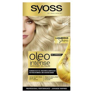 Syoss Oleo Intense farba na vlasy Žiarivý Blond 9-10
