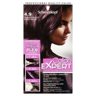 Schwarzkopf Color Expert farba na vlasy Tmavofialový 4.9