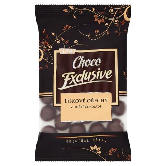 Poex Choco Exclusive Roasted Hazelnut Kernels in Dark Chocolate 150 g