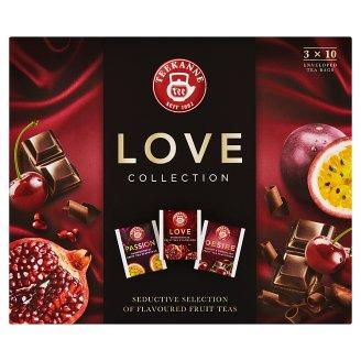 TEEKANNE Love Collection, 3 x 10 Tea Bags, 70 g