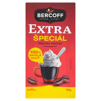 Bercoff Extra Special Ground Roasted Coffee 250 g