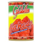 Gold Plus Strawberries in Sweet Syrup 410 g