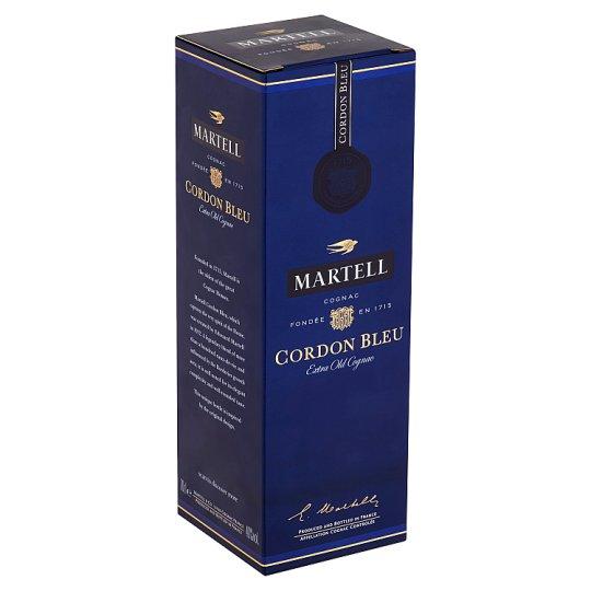 Martell Cordon Bleu Cognac 40 % 0.7 L