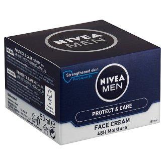 Nivea Men Protect & Care Intenzívny hydratačný pleťový krém 50 ml