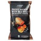 Tesco Finest Smažené lupienky zo sladkých zemiakov s morskou soľou a balzamikovým octom 125 g