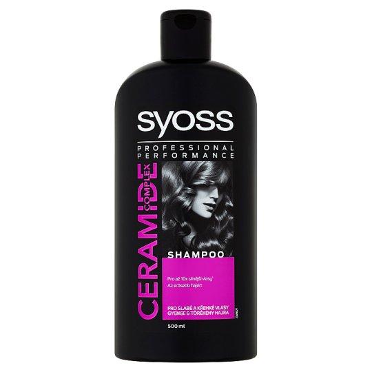 Syoss šampón Ceramide Complex 500 ml