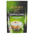 Mokate Caffelleria Gold Cappuccino with Hazelnut Flavour 100 g