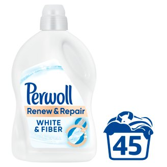 Perwoll renew Advanced Effect White & Fiber 45 Washes 2.7 L