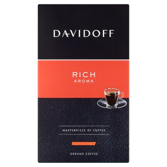 Davidoff Rich Aroma Roasted Ground Coffee 250 g