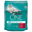 Purina ONE Adult Rich in Beef and Whole Grain Cereals 800 g