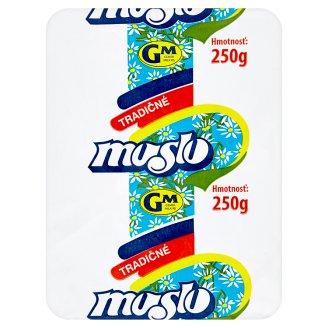 GM Tradičné maslo 250 g